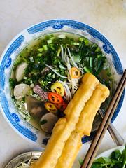 Dressed & ready... (kram cam) Tags: vietnam hcmc saigon food stopover delicious photo digital iphone hochiminhcity