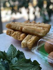 Donuts. Pho Hoa Pasteur. Saigon (kram cam) Tags: vietnam hcmc saigon food stopover delicious photo digital iphone hochiminhcity