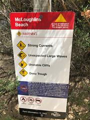 Nanny state -) (kram cam) Tags: australia roadtrip newsouthwales victoria beach photo digital iphone