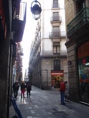 Carrer Sant Pau 30.JPG (vicens2) Tags: barcelona ciutatvella raval edifici tipologia noucentisme catalunya espanya