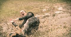 Fun in the mud. (Alex-de-Haas) Tags: 70200mm d5 dutch dutchies europa europe geestmerambacht holland langedijk majorobstaclerun nederland nederlands netherlands nikkor nikkor70200mm nikon nikond5 noordholland ocr bootcamp candid dirt dirty endurance evenement event fit fitdutchies fitness fun hardlopen joggen jogging mensen modder mud obstacle obstaclecourserace obstaclecourserun obstacleracing obstaclerun obstakel people race racing rennen renner renners run runner runners running sport sportief sportiviteit sporty summer team teamspirit teamgeest vies zomer noordscharwoude northholland