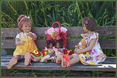💗🌼💛🌼💗 Einen schönen Sonntag 💗🌼💛🌼💗 (Kindergartenkinder 2018) Tags: annemoni kindra leleti milina sanrike setina tivi ilce6000 sony kindergartenkinder nrw gruga park essen
