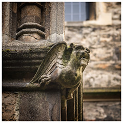 Gargoyle (Mandy Willard) Tags: gargoyle stone church allsaints fulham 120pictuesin2020