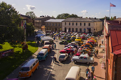 Lietuvos VW Vabalų klubas (Limbaži City and County, Latvia) Tags: lietuvosvwvabalųklubas vw beetle kaefer transporter caravelle bus visitlimbazi limbaži