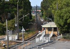 Camelia Railway Station, Camelia, Sydney, NSW. (dunedoo) Tags: cameliarailwaystation camelia sydney nsw newsouthwales australia nikond7200