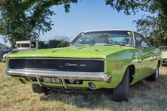 Dodge Charger (Ronnie marshall) Tags: photoshop photomatix oldcar carshow nikon nikkor car vehicle transportation