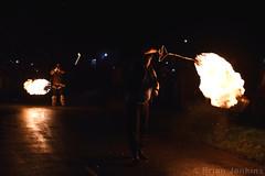 Photo of Fireballs Display