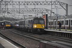 360119 (Service Dolphin) Tags: colchester essex train railway greateranglia emu electric class360