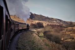 DSC09694 (tonywinward2) Tags: steam loco locomotive locomotion nymr north yorkshire moors railway rail rasils uk united kingdom great britain train trains heritage repton class old carriages east england 2018