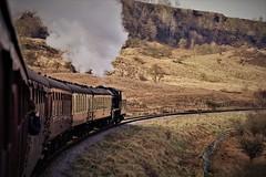 DSC09695 (tonywinward2) Tags: steam loco locomotive locomotion nymr north yorkshire moors railway rail rasils uk united kingdom great britain train trains heritage repton class old carriages east england 2018