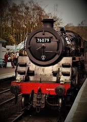 DSC09635 (tonywinward2) Tags: steam loco locomotive locomotion nymr north yorkshire moors railway rail rasils uk united kingdom great britain train trains heritage repton class old carriages east england 2018