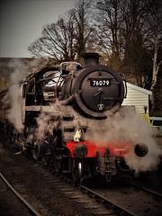 DSC09630 (tonywinward2) Tags: steam loco locomotive locomotion nymr north yorkshire moors railway rail rasils uk united kingdom great britain train trains heritage repton class old carriages east england 2018