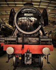 DSC00077 (2) (tonywinward2) Tags: shildon railway museum locomotion locomotive loco north east county durham steam old rail rails uk united kingdom great britain british
