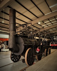 DSC00057 (2) (tonywinward2) Tags: shildon railway museum locomotion locomotive loco north east county durham steam old rail rails uk united kingdom great britain british