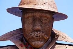 DSC07978 (tonywinward2) Tags: tommy sculpture seaham county durham north east ne uk united kingdom great britain england wwi world war one 19141918 1914 1918 british army sea seaside