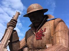 IMG_4766 (tonywinward2) Tags: tommy sculpture seaham county durham north east ne uk united kingdom great britain england wwi world war one 19141918 1914 1918 british army sea seaside
