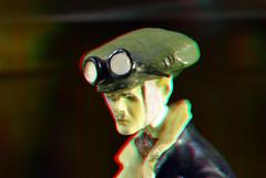 Louwman museum 3D (wim hoppenbrouwers) Tags: louwman museum 3d anaglyph stereo redcyan nikkor 35mm d7000 iso1600