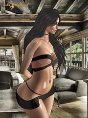 ☆ POST #1086: Vicky.  Vicky. (Isabel Unplugged) Tags: bbos dubaievent event exclusive desing style fashion outfit secondlife