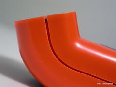 saffat80.03 (marratime) Tags: tavolo plastica saffa tablelighter marratime vedodesign accendinoda orange modern design moderno madeinitaly modernariato plstic piezoelettrico t80 esatron