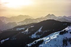 dust (bernd.kranabetter) Tags: skitourdientenamhochkönig winter snow cold trees sky mountains