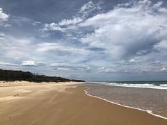 McLoughlin's Beach (kram cam) Tags: australia roadtrip newsouthwales victoria beach photo digital iphone