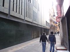 Carrer Sant Pau 12.JPG (vicens2) Tags: faanalateral delgranteatredelliceuenlˆmbitampliatfrontalcarrerde barcelona catalunya espanya façanalateral delgranteatredelliceuenlàmbitampliatfrontalcarrerdesantpau