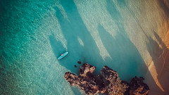 Boracay is paradise! (ericmontalban) Tags: boracay paddleboard philippines aerialshot droneshot drone