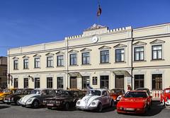 Lietuvos VW Vabalų klubas (Limbaži City and County, Latvia) Tags: lietuvosvwvabalųklubas vw beetle transporter caravelle kaefer visitlimbazi limbazi visit limbaži