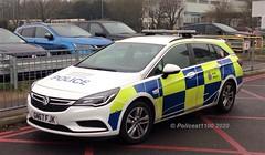 Kent Police Vauxhall Astra GN67 FJK (policest1100) Tags: kent police vauxhall astra gn67 fjk