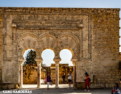 portada patio medina alzahara (K@moeiras) Tags: córdoba provinciadecórdoba españa andalucia medinaalzahara kamo
