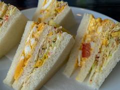 sandwich (Hideki-I) Tags: iphone food sandwich japan hyogo