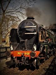 DSC09577 (tonywinward2) Tags: steam loco locomotive locomotion nymr north yorkshire moors railway rail rasils uk united kingdom great britain train trains heritage repton class old carriages east england 2018
