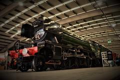 DSC00079 (2) (tonywinward2) Tags: shildon railway museum locomotion locomotive loco north east county durham steam old rail rails uk united kingdom great britain british flying scotsman iconic icon
