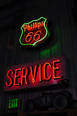 Valley Relics Museum (hammerwold) Tags: san fernando valley los angeles california neon signs googie architecture cold war pioneer chicken nudie suit cohn mobile relics museum relic antique antiques