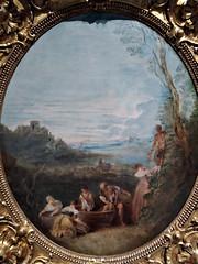El Otoño (1725). Jean-Baptiste Pater. Museu Nacional d'Art de Catalunya. Autumn (Antonio Ventaja) Tags: paisaje pintura landscape museo barcelona museunacionaldartdecatalunya