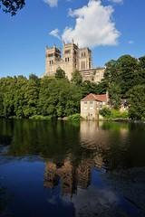 DSC05335 (2) (tonywinward2) Tags: durham cathedral north east landmark iconic cathedrals scenery northern england uk united kingdom tyne river