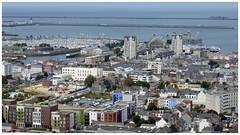 Cherbourg, rade et Cité de la mer. (abac077) Tags: normandie normandy manche cotentin france 2019 rade citédelamer musée muséum aquarium landscape paysage ville city
