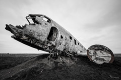~ iceland airways ~ (thw_photography) Tags: abandoned lost decay windisch urbex urbanexploration lostplace interior old rotten fineart architecture history beautyindecay airplane iceland