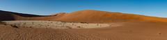 Namibia, Sossusvlei (RickG59) Tags: africa sossusvlei sand dunes namibia blue sky