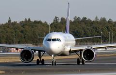 Air Macau, B-MBP, Airbus A320-271N at NRT, Toyomi Shinonomeno-oka (tokyo70) Tags: japan travel tour airmacau a320