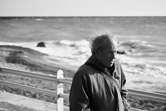 (Manuele Balduinotti) Tags: bnw blackandwhite street seaside