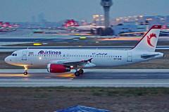 EP-TAB   A320-231 ATA  Estambul Atatürk 22-10-16 (Antonio Doblado) Tags: eptab a320 321 airbus ata estambul atatürk aviacion aviation aircraft airplane airliner