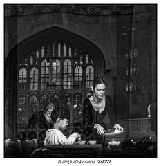 Separation 04 - Service - King's College, Cambridge (Roland Bogush) Tags: sonyrx100mk7 street cambridge