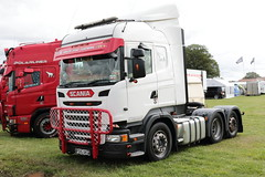 Scania R Series PO15UKG Paddock Wood Truckfest 2019 (davidseall) Tags: scania r series po15ukg paddock wood truckfest 2019 vabis show rally po15 ukg truck lorry tractor unit artic large heavy goods vehicle lgv hgv transport haulage kent uk