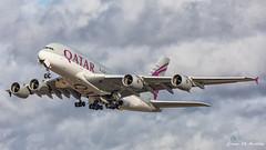 Qatar A380 (Ramon Kok) Tags: 27l a380 a380800 a7api avgeek avporn airbus airbusa380 airbusa380800 aircraft airline airlines airplane airport airways aviation egll england esso gb greatbritain heathrow heathrowairport lhr qr qtr qatar qatarairways runway27l southernperimeterroad uk unitedkingdom hounslow engeland verenigdkoninkrijk