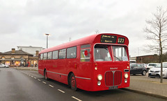 Midland Red (Lou Lou Donut) Tags: rha919g midlandred bus bmmoc red winter preservation heritage 5919
