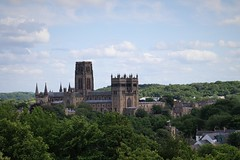 DSC08711 (tonywinward2) Tags: durham cathedral north east county scenery wharton park view england uk united kingdom great britain landmark iconic landmarks northern dc