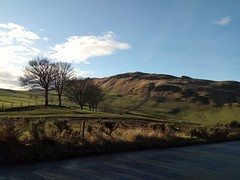 Photo of Perthshire hills