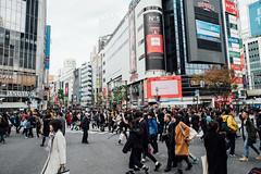 2019.12.09-澀谷十字路口、東急Plaza表參道原宿 (o331128) Tags: japan japantravel tokyo walking street nikon dslr d850 photo photography 日本 東京 旅行 攝影