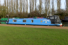 Photo of Boats on the Grand Union Canal 1 - 'Little Owl' - Milton Keynes 26Jan20
